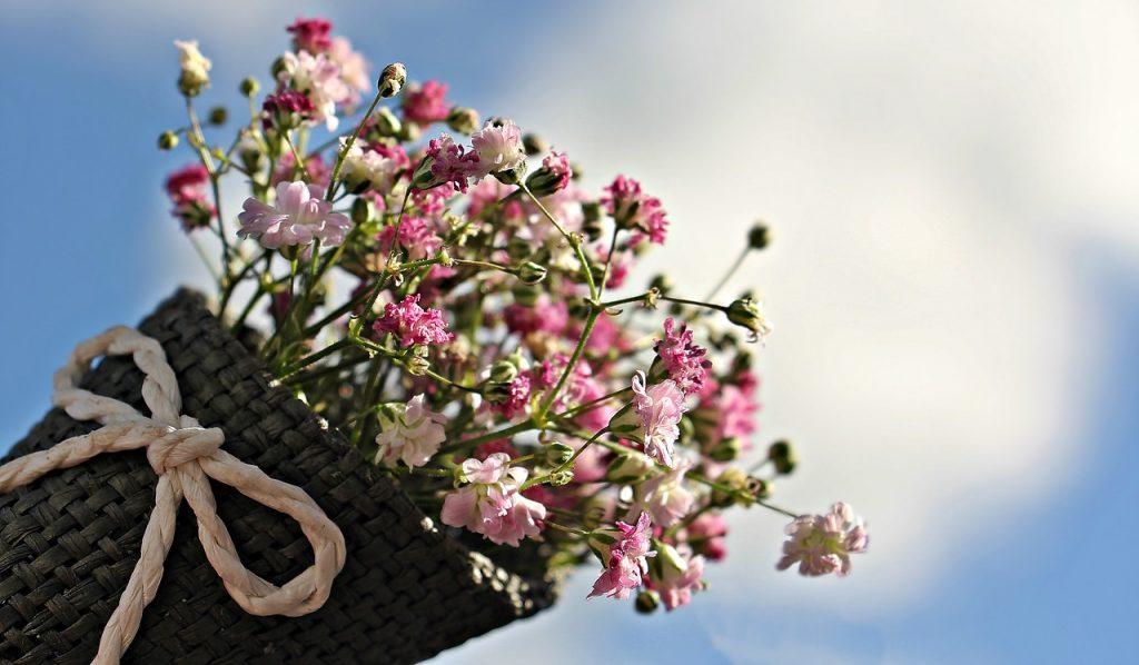 Ogrodowa skrzynka kwiatowa DIY